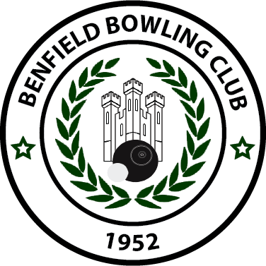 Benfield Bowling Club Badge 2017
